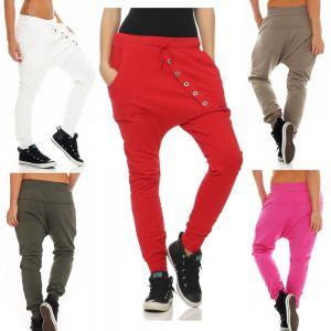 ZOGAA Plus Size S-4XL Womens Sport Pants New Fashion Full Length Harem Pants Loose Sweatpants Streetwear Women Joggers