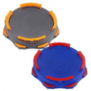 New small-volume gyro perimeter battle disk explosion gyro disk rotation battle DIY athletic gyro disk toy