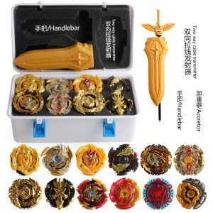 XD168-21B Gold Edition Gyro Storage Box Gyro Set Burst Gyro Foam Pressure-proof Cross-border Small Volume