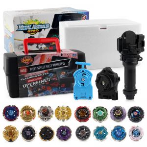 XD168-21 Constellation Gyro Tool Box Set Explosive Gyro Storage Box Combination Toy Foam Box Anti-Pressure