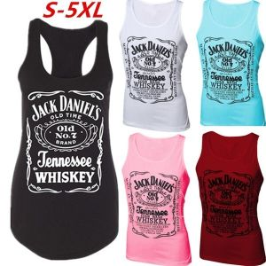 ZOGAA Ladies Women Fashion Sexy Backless Vest Fitness Cropped Summer Tank Top Plus Size 5XL Cute Teen Girls Letter Print